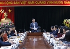 Khai trương Trung tâm Báo chí phục vụ Đại hội Đảng vào ngày 22/1