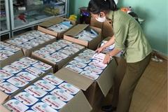 Đà Nẵng phát hiện 21.000 chiếc khẩu trang không rõ nguồn gốc xuất xứ