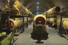 Bên trong hầm ngầm tối mật trữ tên lửa của Iran