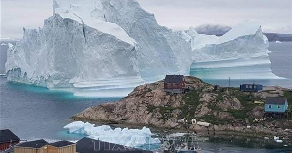 Cảnh báo băng ở Greenland đang tan nhanh đến mức không thể hồi phục