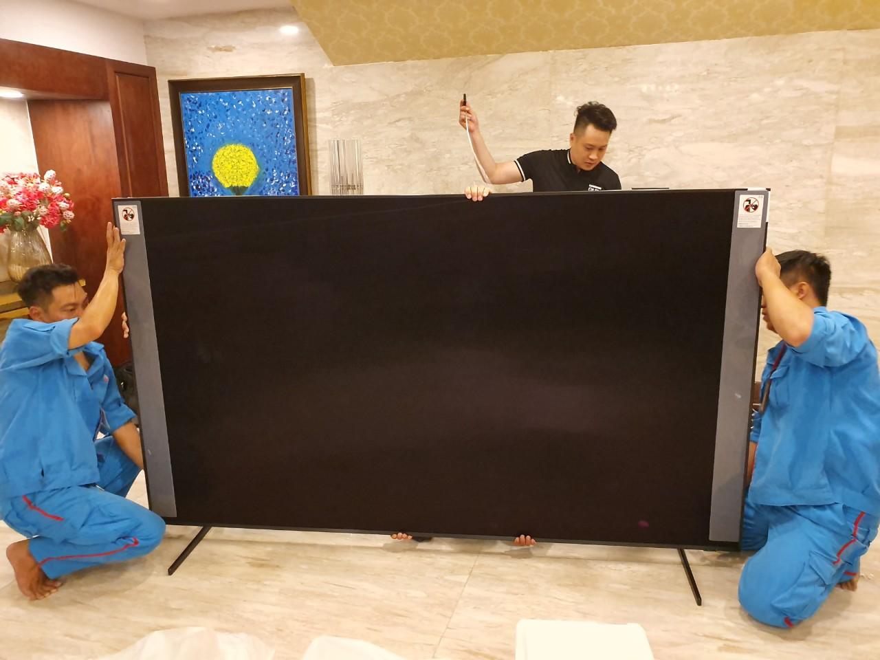 Đã có người đầu tiên trên thế giới mua TV QLED 8K 2 tỷ 3, và đó là người Việt - Ảnh 2.