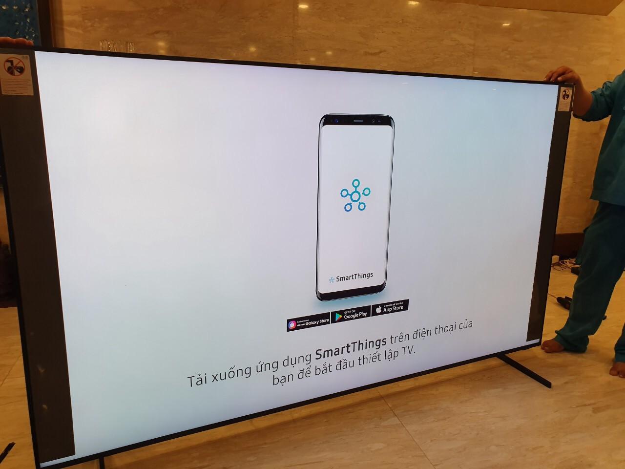 Đã có người đầu tiên trên thế giới mua TV QLED 8K 2 tỷ 3, và đó là người Việt - Ảnh 3.