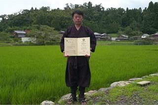 Thạc sĩ 'Ninja học' đầu tiên thế giới đam mê sát thủ cổ xưa