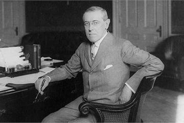 Phản ứng lạ của Nhà Trắng khi tổng thống nhiễm cúm trong đại dịch 100 năm trước