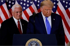 """Phó Tổng thống Mỹ từ chối """"lao vào trò chơi chính trị"""""""