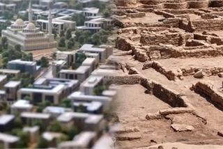 Mục sở thị thành phố 'vàng' 3.400 năm tuổi mới được khai quật ở Ai Cập
