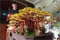 Biến dây đồng thành những tuyệt phẩm bonsai 'bất tử'
