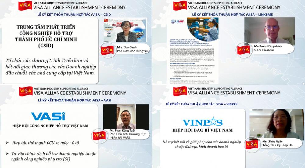 Thêm một liên minh hỗ trợ công nghiệp Việt Nam được thành lập