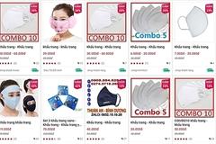 Gần 16.200 gian hàng thương mại điện tử bị xử lý vì lợi dụng dịch tăng giá