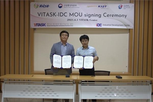 IDC – VITASK hợp tác hỗ trợ doanh nghiệp ô tô, điện - điện tử