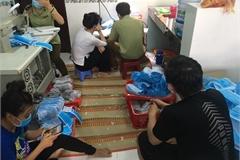 TP. Hồ Chí Minh: Lợi dụng dịch bệnh hàng giả lộng hành