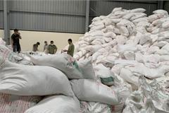 Phát hiện hơn 50 tấn tinh bột sắn có dấu hiệu giả mạo nguồn gốc, xuất xứ