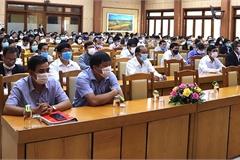Quảng Ngãi: Tích cực nghiên cứu, học tập, nắm vững các nội dung của Nghị quyết