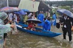 Quảng Nam: Chuyện cô gái sinh ra đúng mùa lụt, đám cưới cũng đúng mùa lụt