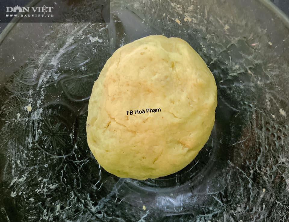 Làm bánh khoai lang bằng nồi chiên không dầu - Ảnh 4.