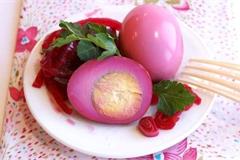 Biến tấu với món trứng, đảm bảo không chỉ lạ miệng còn mãn nhãn