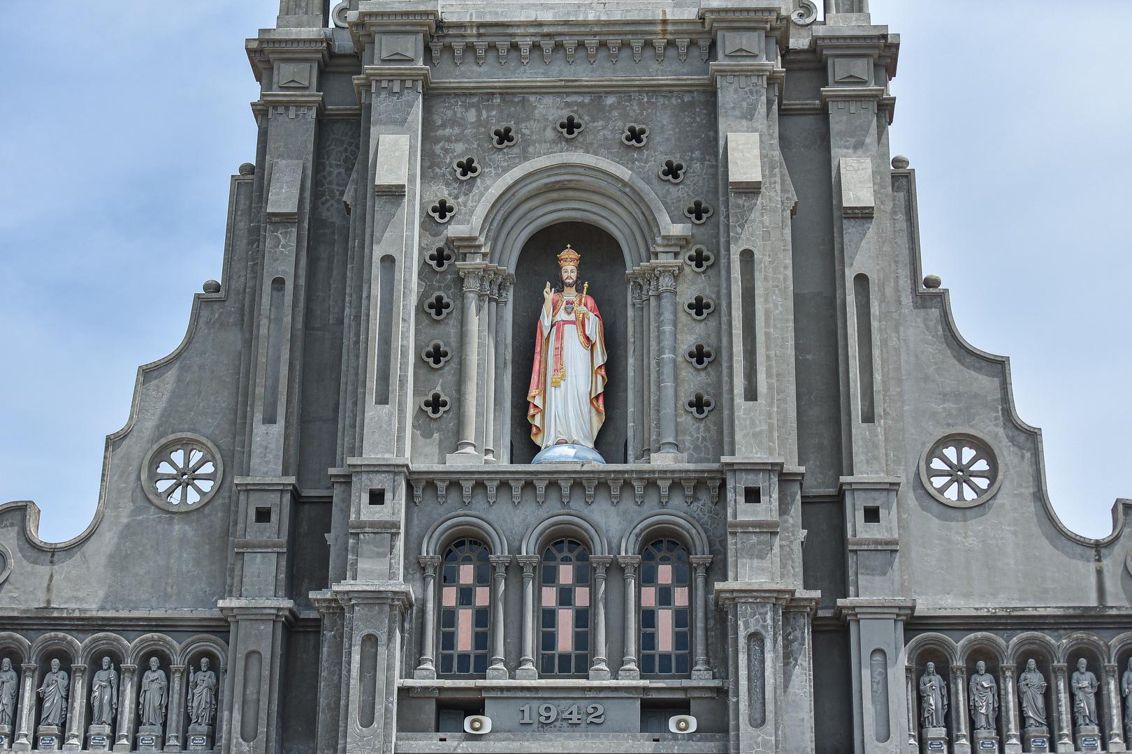 Đền Thánh Sa Châu - nhà thờ Nam Định đẹp uy nghi như ở trời Âu - Ảnh 11.