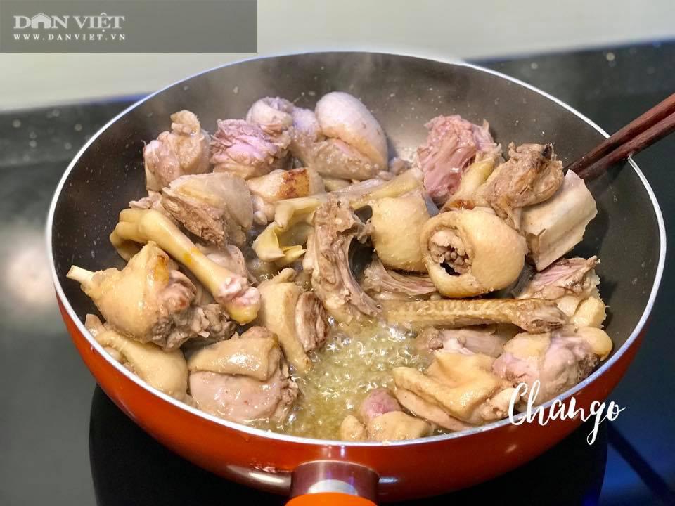 Đổi món cho gia đình với vịt nấu măng thơm ngọt, béo ngậy - Ảnh 4.