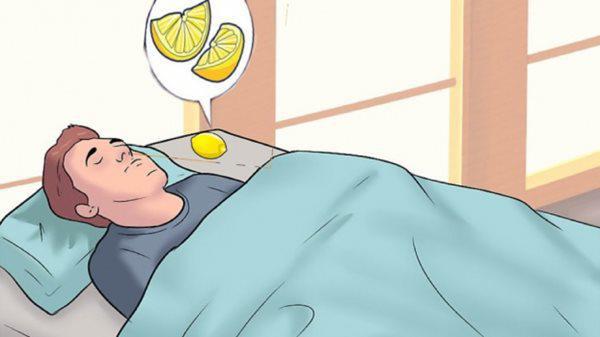 Đây là lý do nhiều người cắt tư quả chanh đặt đầu giường, biết được tôi đã làm theo ngay Ảnh 3.
