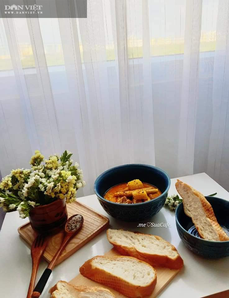 Bí quyết nấu món cà ri gà sữa tươi thơm ngon, đậm đà mà không ngán - Ảnh 2.