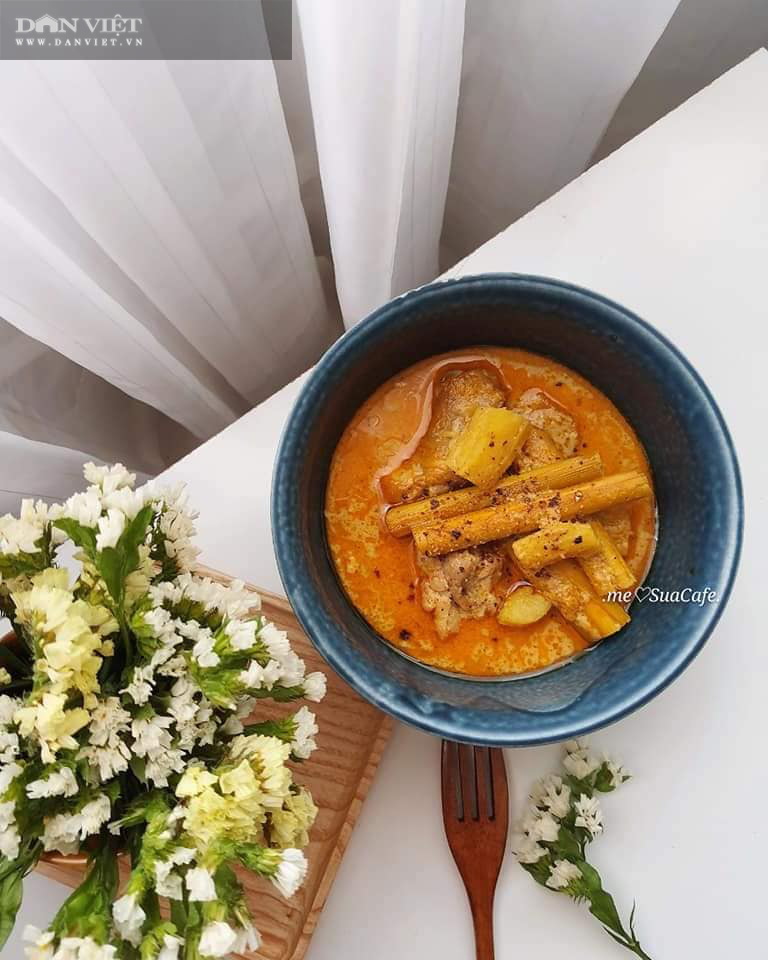 Bí quyết nấu món cà ri gà sữa tươi thơm ngon, đậm đà mà không ngán - Ảnh 4.