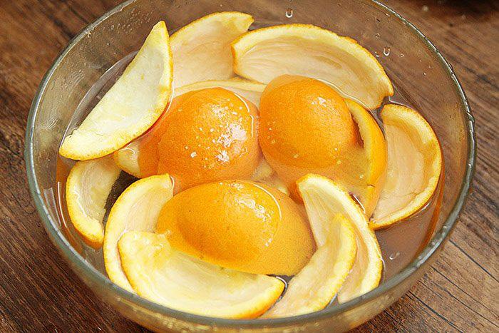 Cách làm mứt vỏ cam ngon tuyệt, vừa lạ miệng vừa chữa ho - Ảnh 2.