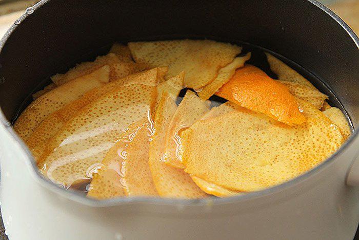 Cách làm mứt vỏ cam ngon tuyệt, vừa lạ miệng vừa chữa ho - Ảnh 4.