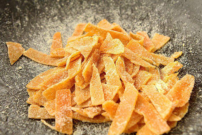 Cách làm mứt vỏ cam ngon tuyệt, vừa lạ miệng vừa chữa ho - Ảnh 8.