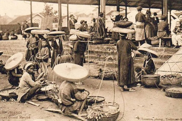Những điều lạ lùng về tài kinh doanh của phụ nữ Hà Nội xưa - Ảnh 2.