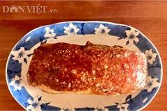 Cách làm thịt quay đơn giản bằng nồi chiên không dầu