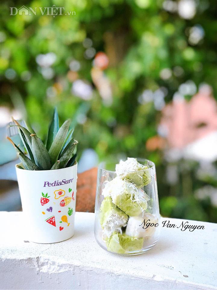 Cách làm kem chuối yagourt cốt dừa thơm ngát, dịu mát mùa hè - Ảnh 2.