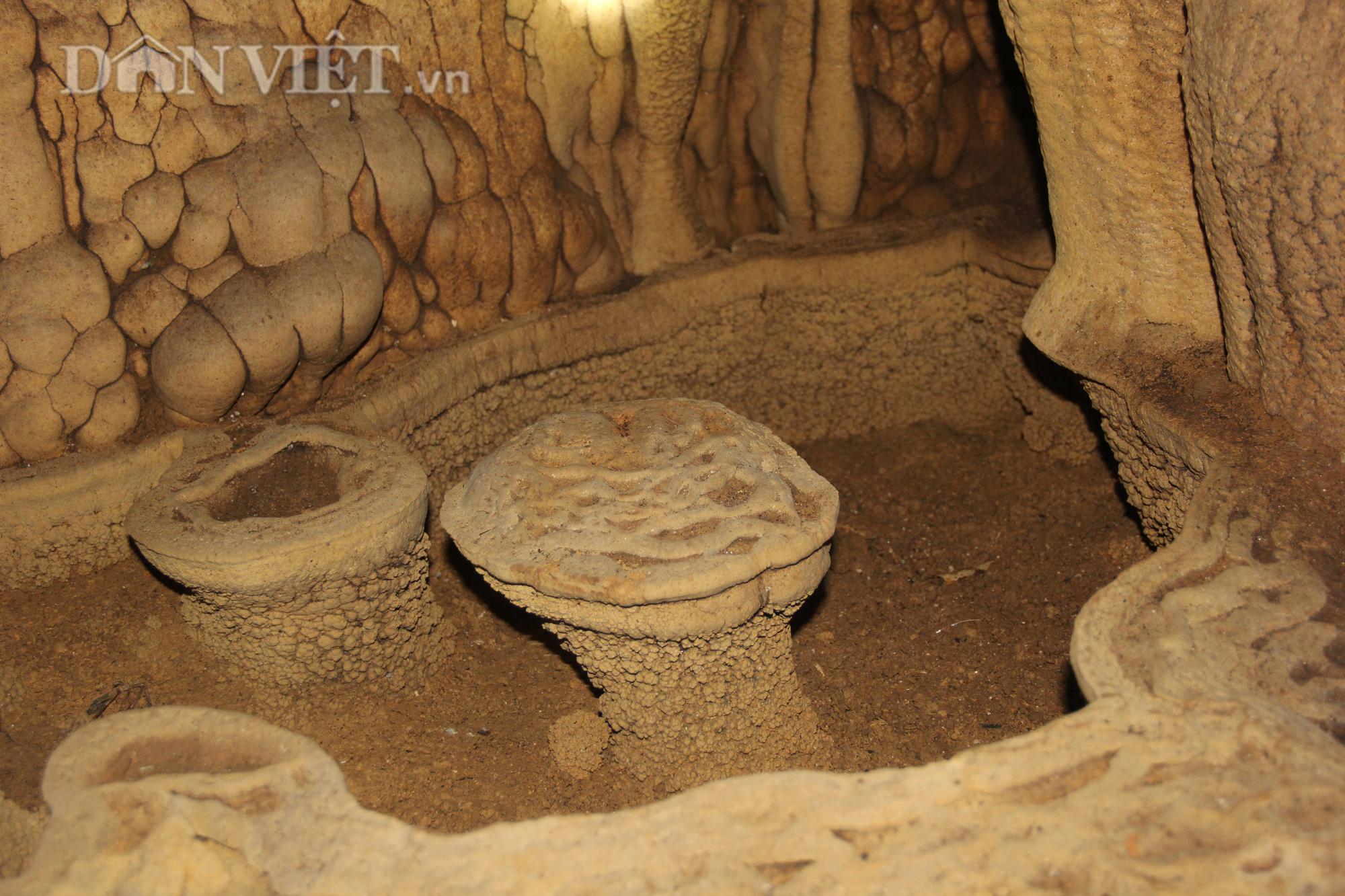 Quảng Trị: Phát hiện hang động mới, đẹp lung linh ở thôn Trỉa - Ảnh 14.