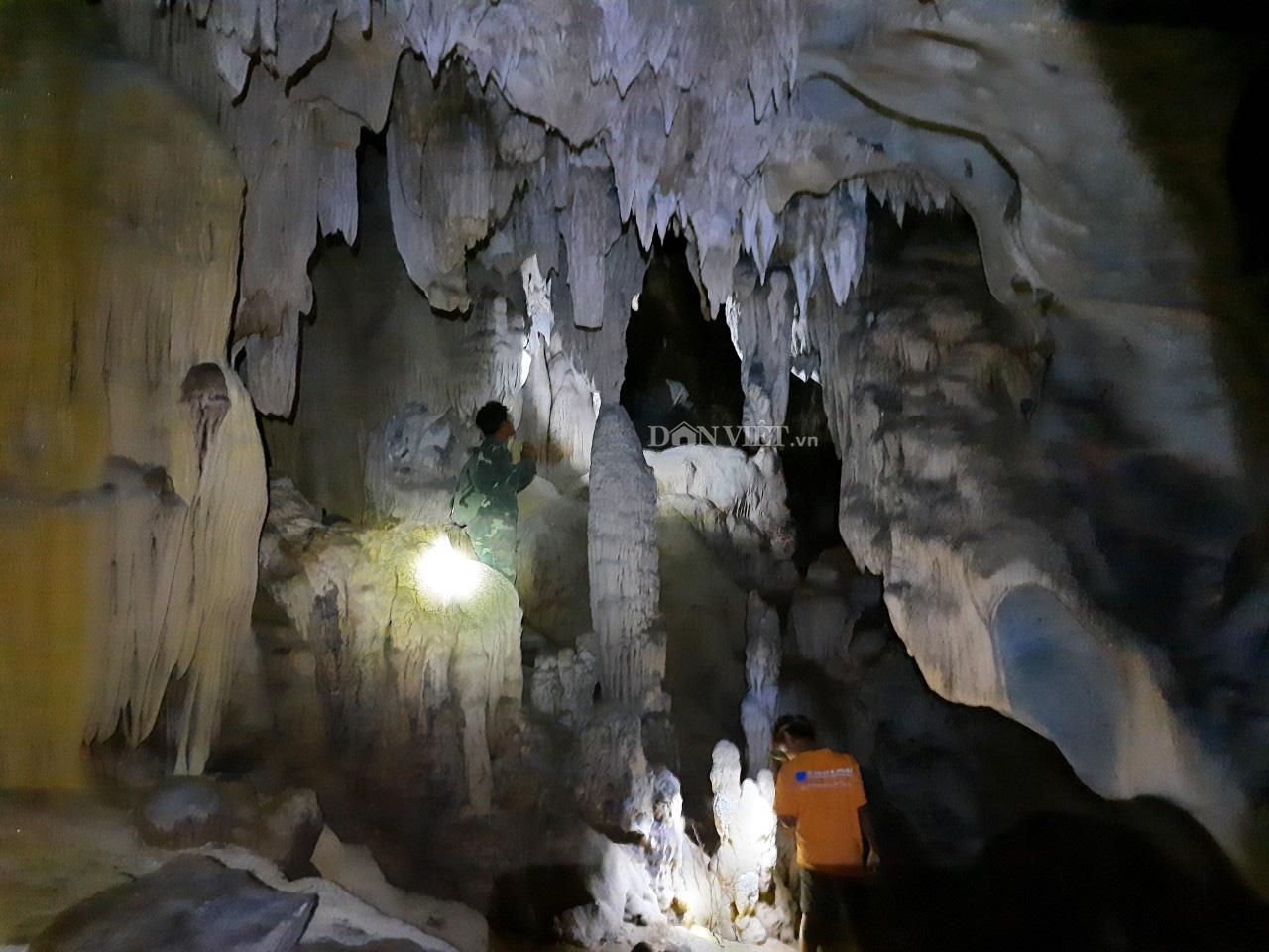 Quảng Trị: Phát hiện hang động mới, đẹp lung linh ở thôn Trỉa - Ảnh 3.