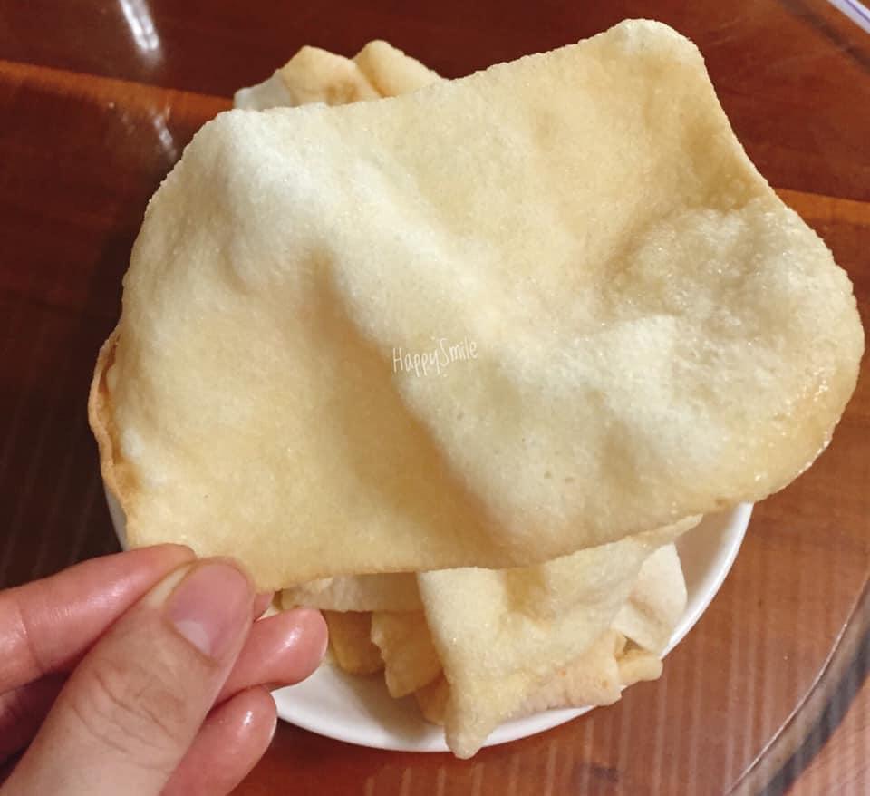 Tự làm bánh phồng tôm cho con tại nhà - Ảnh 5.
