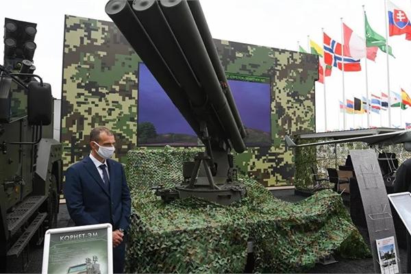 Vũ khí mới của Nga có thể là 'sát thủ' đối với xe tăng phương Tây