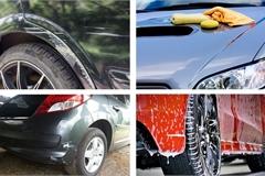 Mẹo giúp lái mới tránh trầy xước xe ô tô