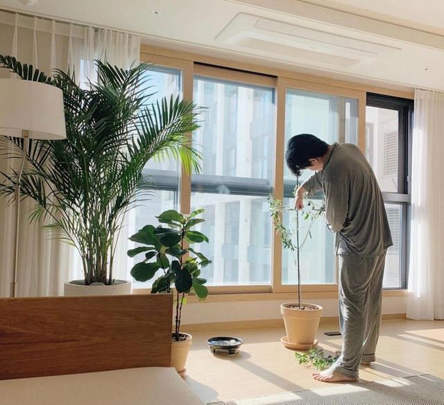 Ngôi nhà sạch tinh tươm, không tì vết của vợ chồng người Hàn Quốc - Ảnh 4.