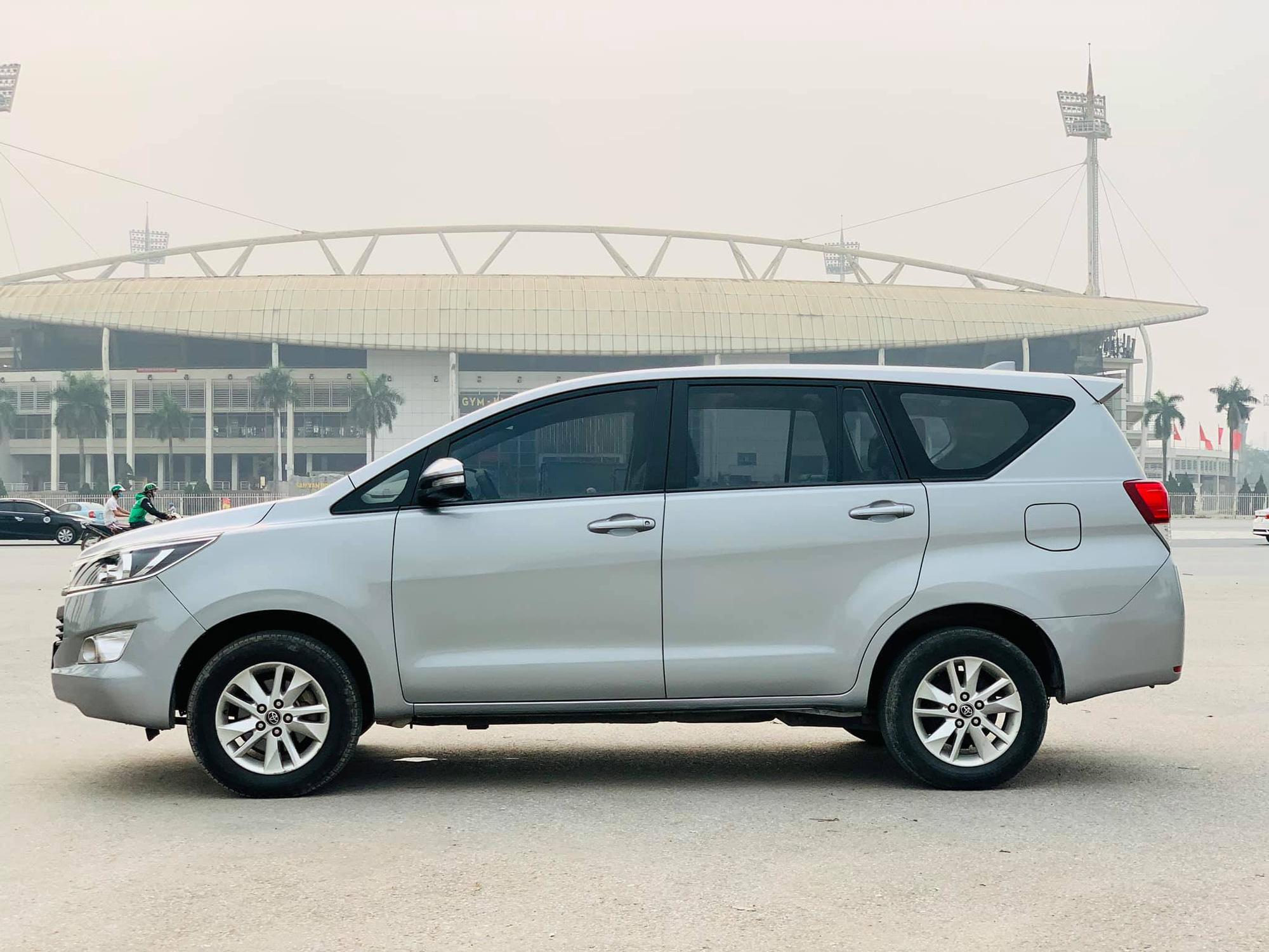 Toyota Innova sau 5 năm, đại hạ giá vẫn khó tìm chủ mới - Ảnh 2.