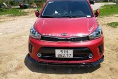 Mới chạy 2.500 km, Kia Soluto Luxury bán lỗ ngỡ ngàng