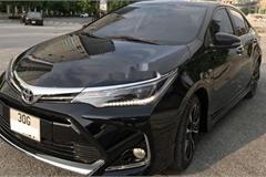 Mới đi 8000km, Toyota Corolla Altis 2021 bán lỗ cực sâu