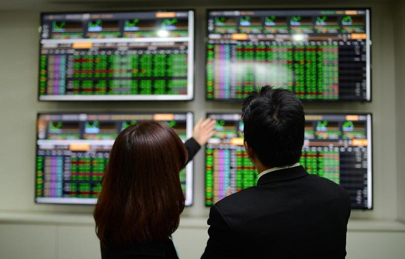 Trong những tháng đầu năm, thị trường chứng khoán chứng kiến nhiều cổ phiếu tăng