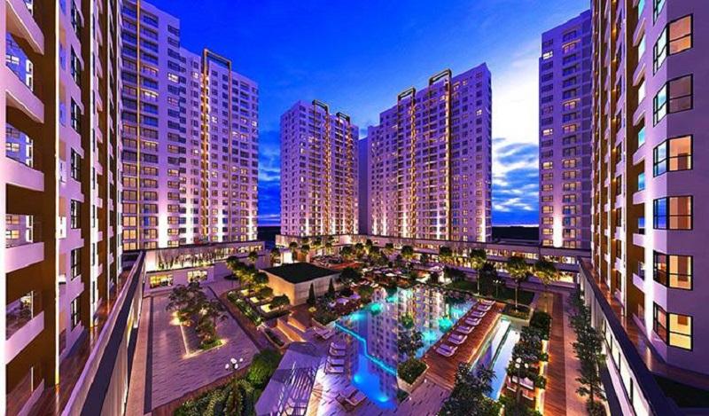 NLG tăng trưởng 131% chủ yếu nhờ sự đóng góp từ việc mua Công ty TNHH Thành phố Waterfront Đồng Nai. (Ảnh: