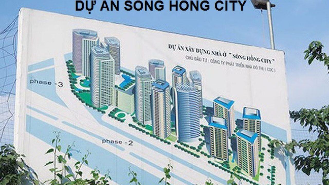 Siêu dự án Sông Hồng City sau 27 năm từ ngày có Quyết định chủ trương đầu tư vẫn
