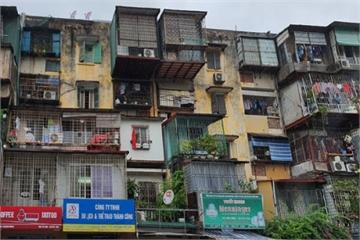 Hà Nội chi 500 tỷ kiểm định toàn bộ chung cư cũ: Có cần thiết?