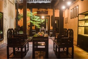 Lạc vào thế kỷ XIX trong ngôi nhà giữa lòng phố cổ