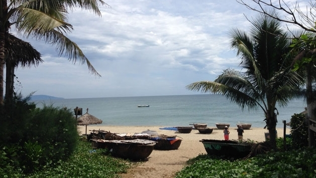 An Bang Beach – the rustic beauty of Hoi An