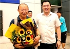 Vietnam national team receive warm welcome home from World Cup qualifiers