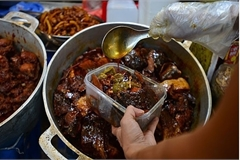 Hanoi traditional values feature in Old Quarter braised fish