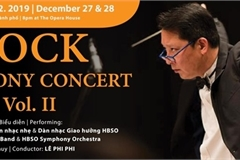 Entertainment Events in Hanoi & HCM City on December 23-29
