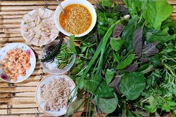'Goi la': An interesting twist on the 'spring roll' in Kon Tum Province